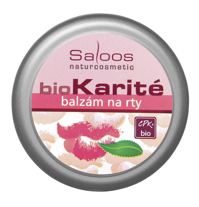 Saloos Bio Karité Balzam Na Pery, 19ml