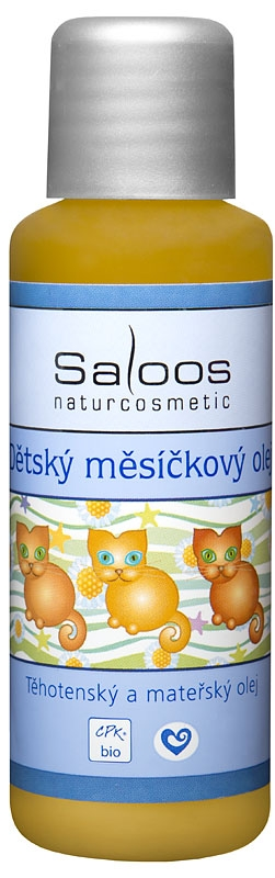 Saloos Detský nechtíkový olej, 50ml