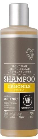 URTEKRAM, Šampón harmančekový na svetlé vlasy 250ml BIO, VEG