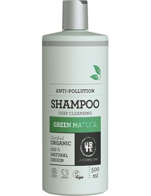 URTEKRAM, Šampon Matcha 500ml BIO, VEG