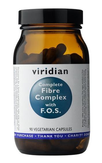 Viridian Fibre Complex with F.O.S. 90 kapslí