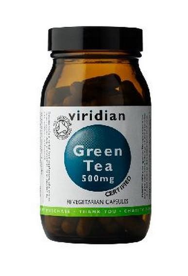 Viridian Green Tea 90 kapslí