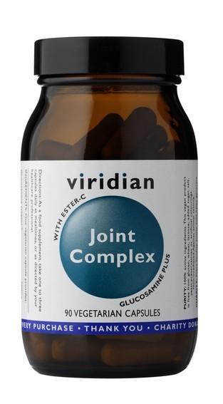 Viridian Joint Complex 90 kapsúl (kĺby, väzy, šľachy)