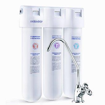Aquaphor Vodný filter KRISTALL H (zmäkčovací)