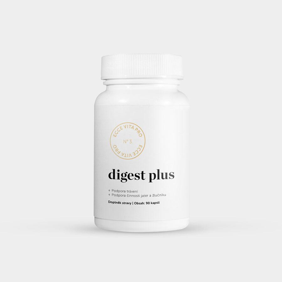 Ecce Vita Digest Plus, 90 kapsúl