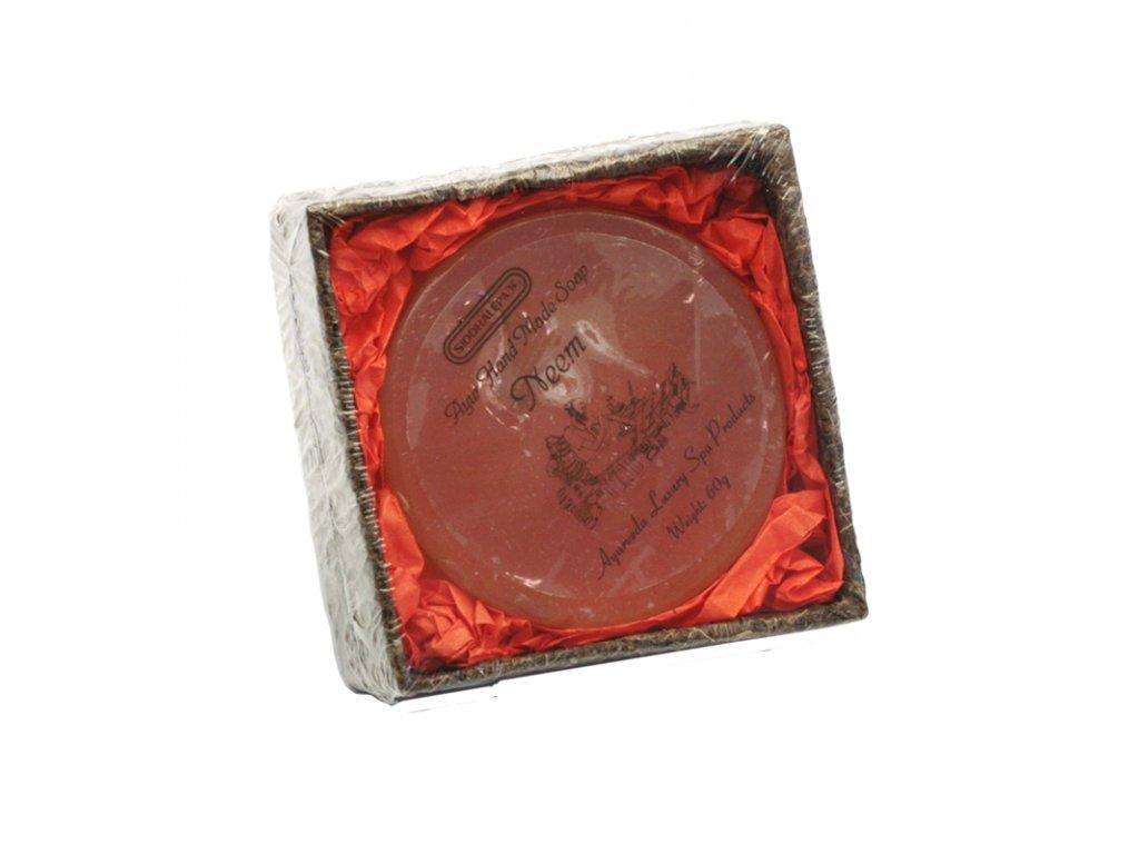 Siddhalepa ručně dělané mýdlo Neem, 60g