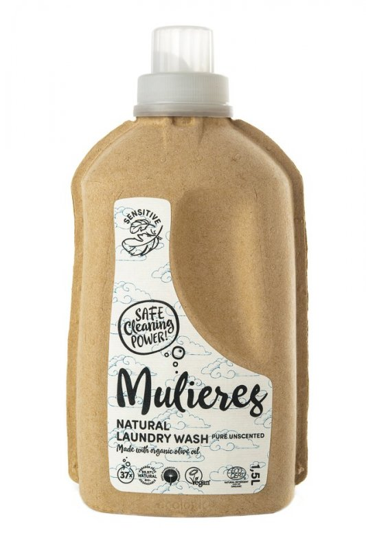 Mulieres Koncentrovaný prací gél (1,5 l) - Bez vône