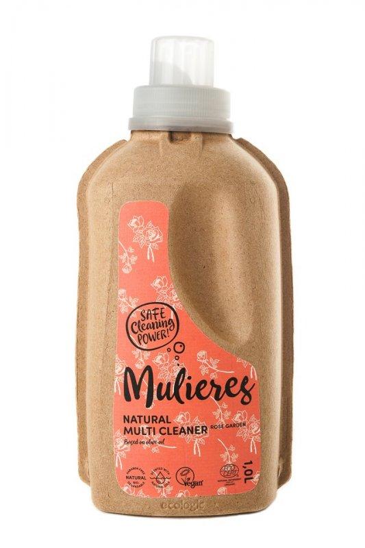 Mulieres Koncentrovaný univerzálny čistič (1 l) - Ružová záhrada