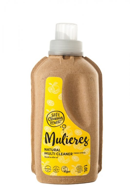 Mulieres Koncentrovaný univerzálny čistič (1 l) - Svieži citrus