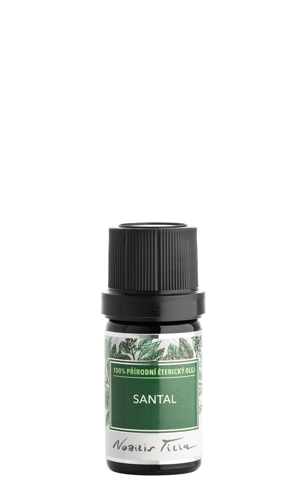Nobilis Tilia Nobilis, Éterický olej Santal 5ml