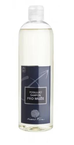 Nobilis Tilia Nobilis, Posilující šampon pro růst vlasů 500ml