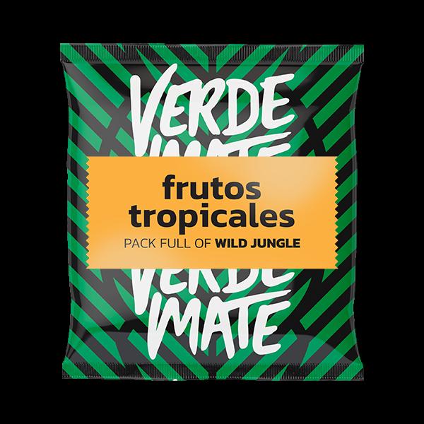 Verde Mate Green Frutos Tropicales 50g