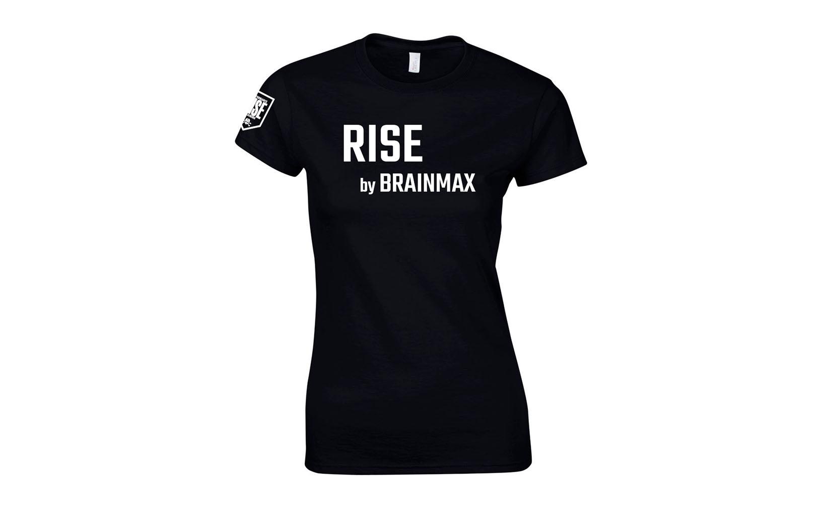 Votamax Dámské Triko BrainMax černé Veľkosť: M