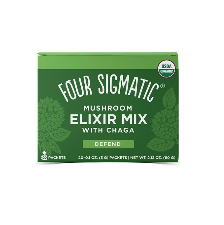 Four Sigmatic Chaga Mushroom Elixir Mix Množstvo: 1 sáčok