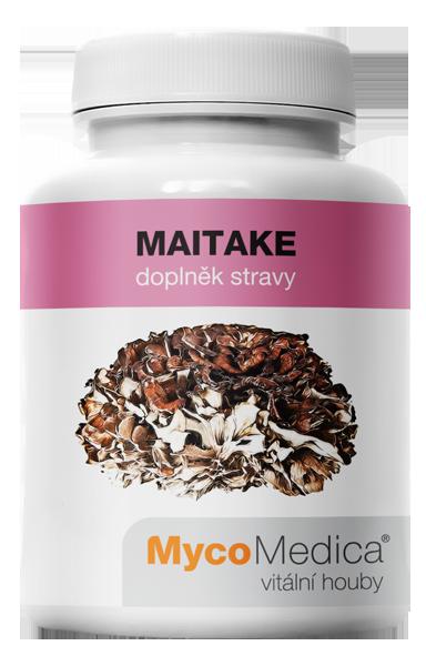 MycoMedica - Maitake v optimální koncentraci, 90 rostlinných kapslí