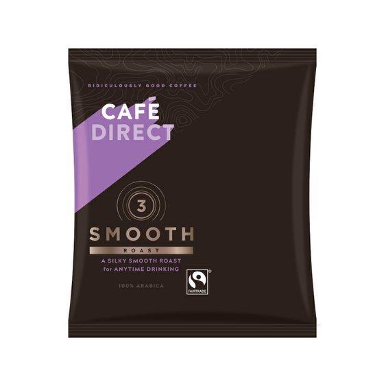 Cafédirect - Arabika Smooth mletá káva s tónmi mliečnej čokolády, 60 g