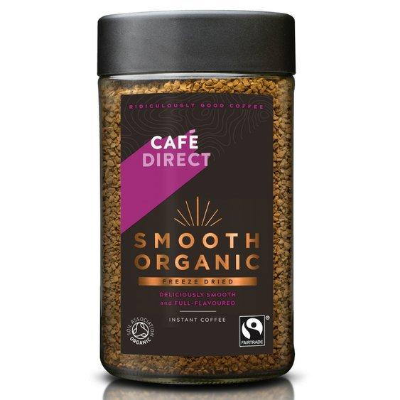 Cafédirect - BIO Smooth Organic instantní káva 100g
