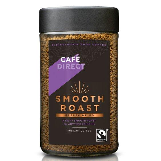 Cafédirect - Smooth Roast instantní káva 100g