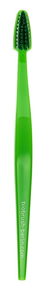 BioBrush - Zubní kartáček - Dospělý Farba: Zelený
