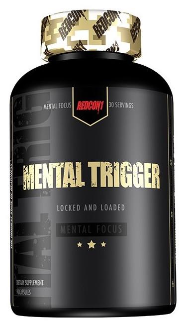 Redcon1 - Mental Trigger, 60 kapslí
