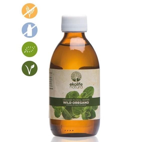 Ekolife Natura - Wild Oregano Organic (divoké oregano BIO), 250 ml