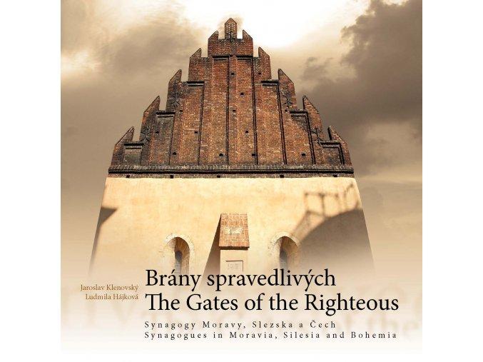 Synagogy obalka titul