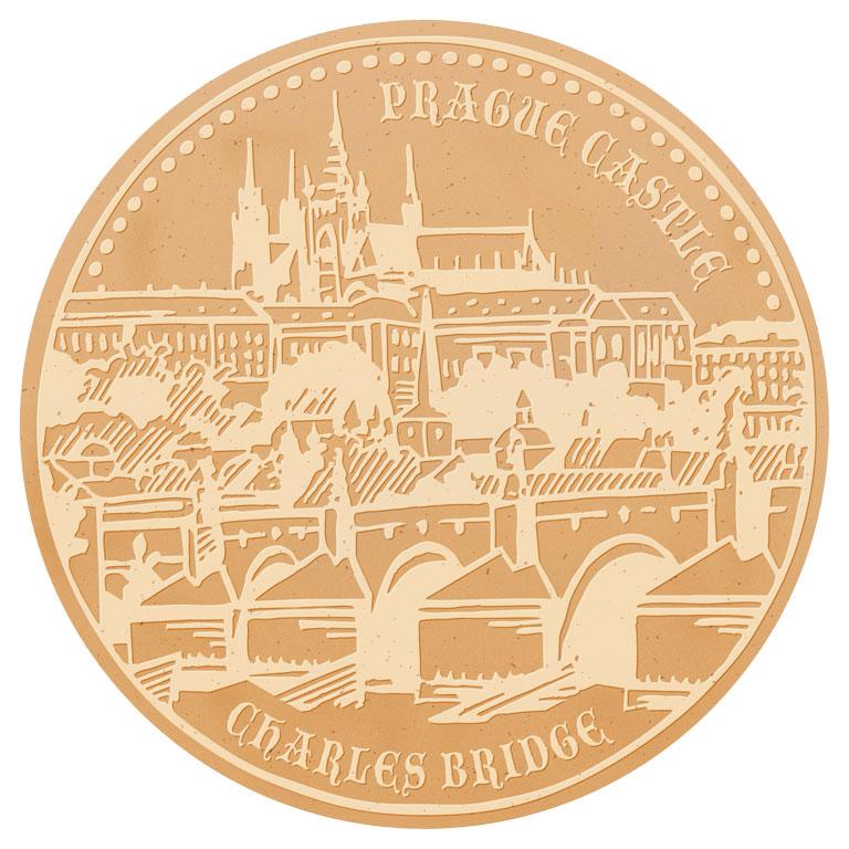 branded-wafer-prague-and-charles-bridge