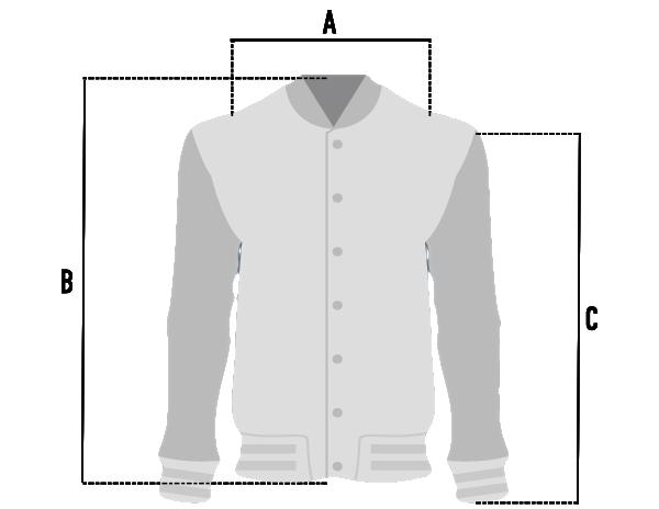Jak správně změřit velikost oděvů Brandit