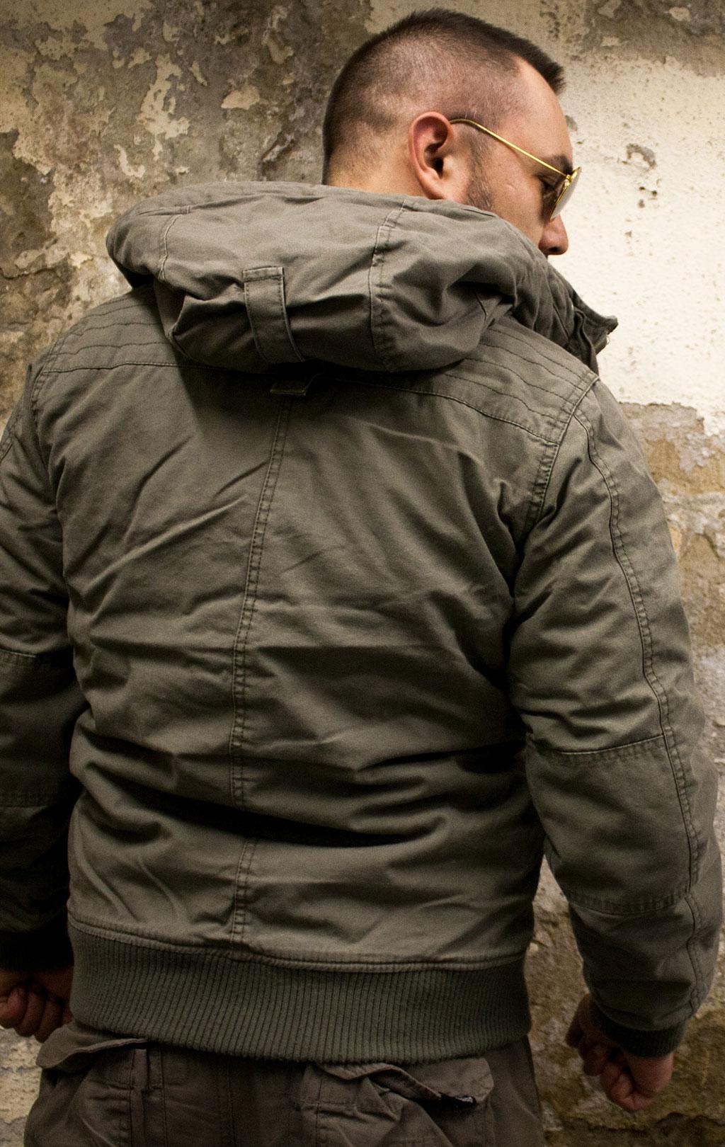 BRANDIT_Bronx_jacket_olivová_back
