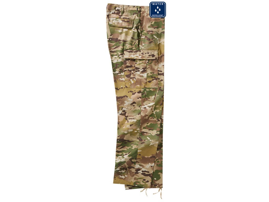 BRANDIT KALHOTY US Ranger Trousers Tactical camo