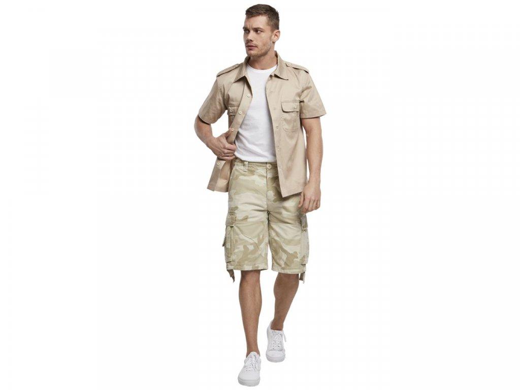 BRANDIT KRAŤASY Vintage  Shorts Sandstorm