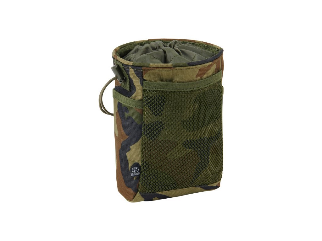 BRANDIT TAŠKA Molle Pouch Tactical Woodland