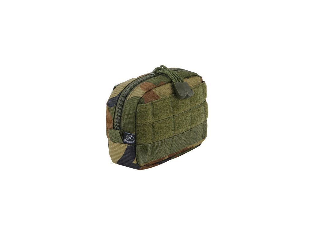 BRANDIT TAŠKA Molle Pouch Compact Woodland