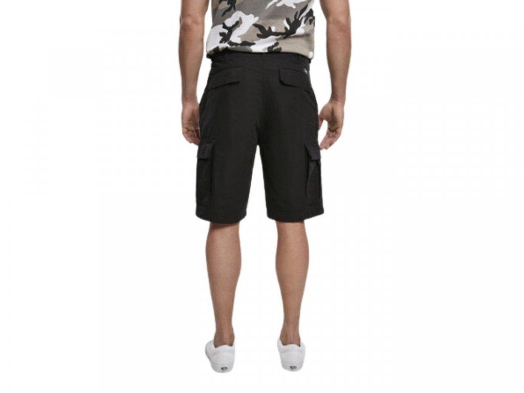 BRANDIT KRAŤASY BDU Ripstop Shorts Černé