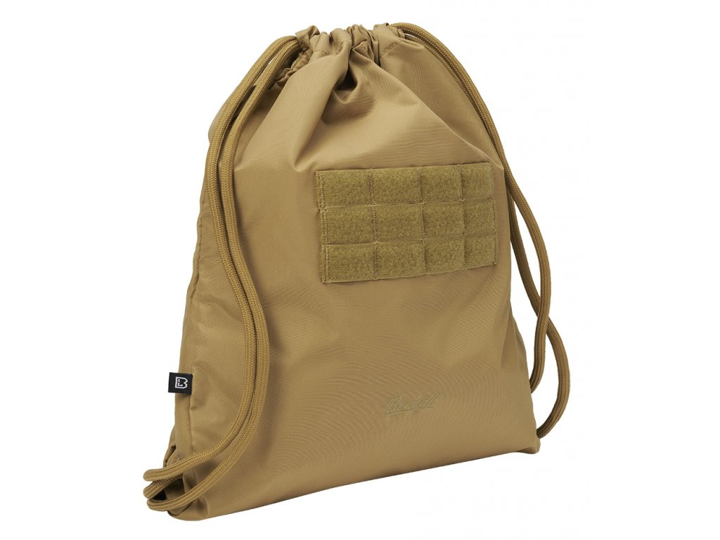 BRANDIT BATOH US Cooper Gym Bag Camel