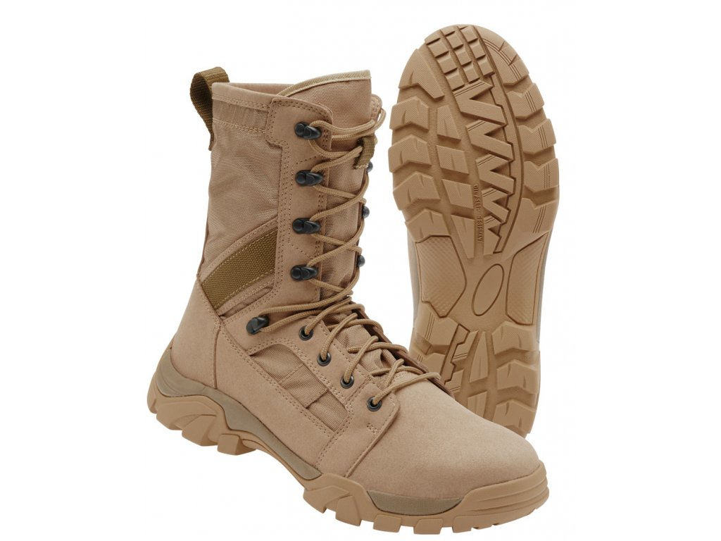 BRANDIT BOTY Defense Boot Camel