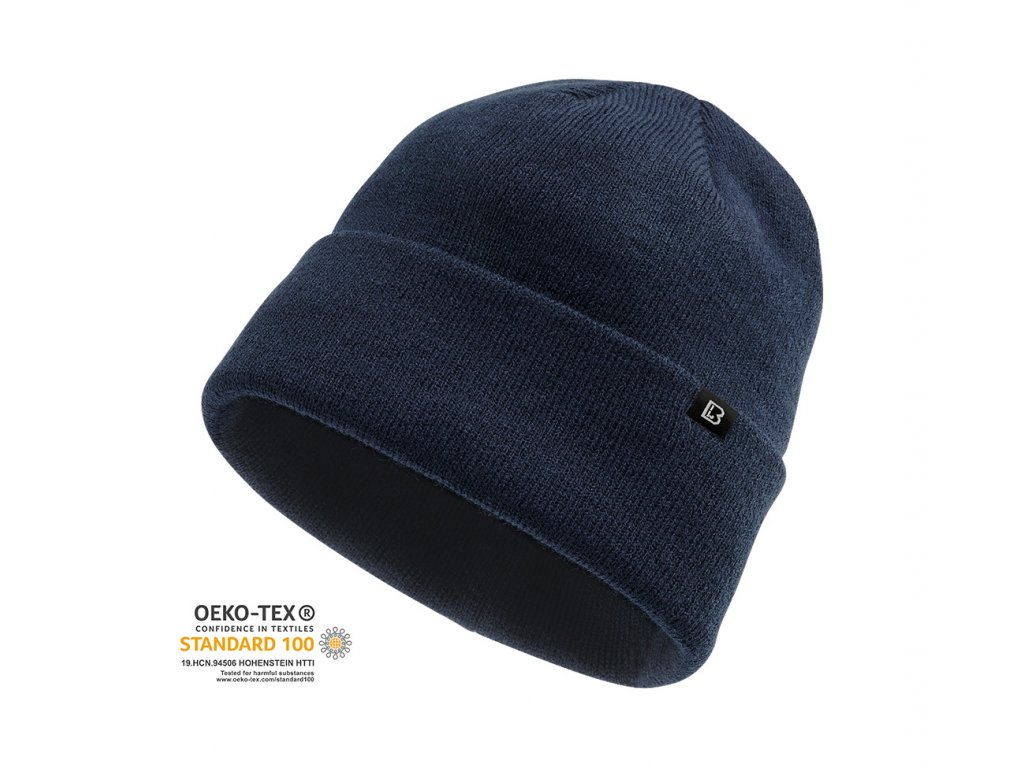 BRANDIT ČEPICE Watch Cap Navy
