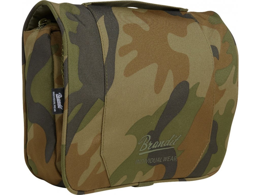 BRANDIT TAŠKA Toiletry Bag large Woodland