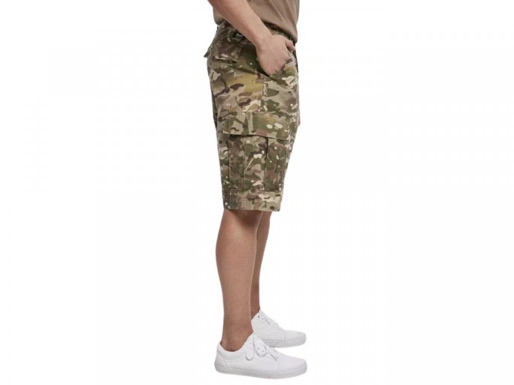 BRANDIT KRAŤASY BDU Ripstop Shorts Tactical camo