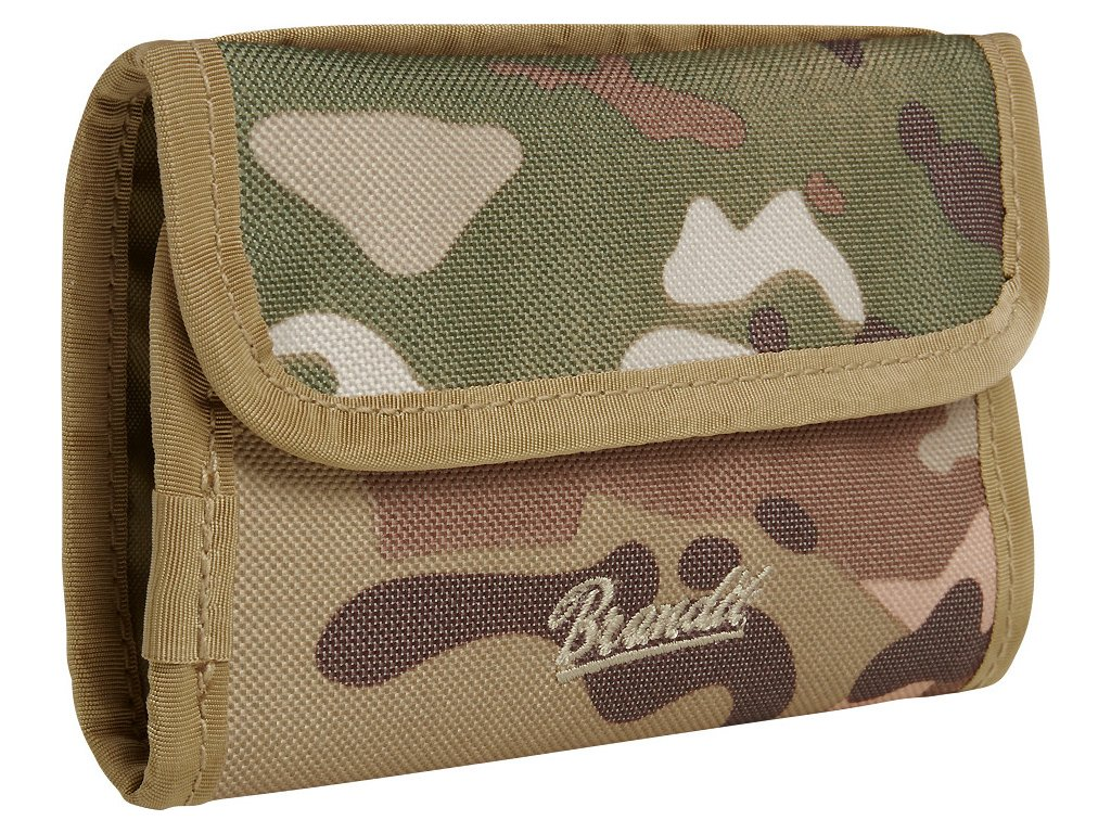 BRANDIT PENĚŽENKA Wallet Two Tactical camo