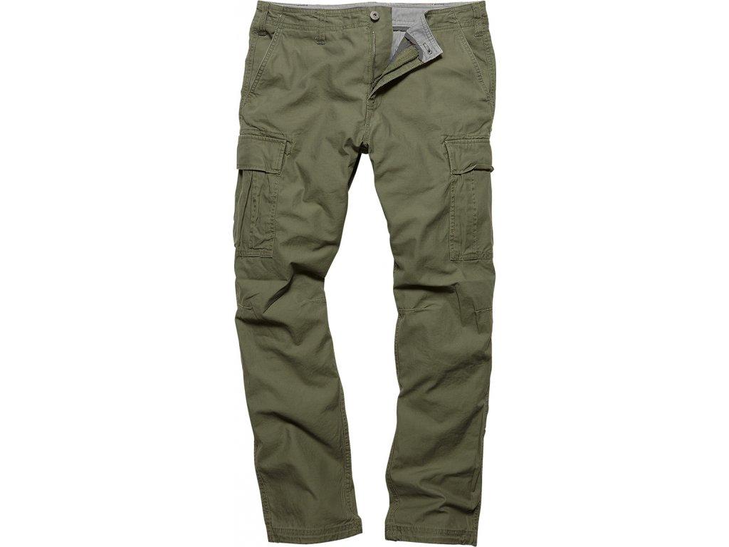 Vintage Industries KALHOTY Reydon BDU premium pants světle olivové