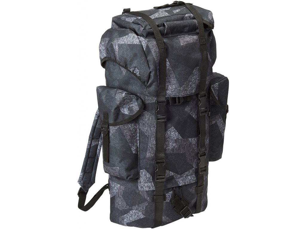 BRANDIT BATOH Nylon Rucksack Night camo digital