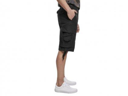 BRANDIT KRAŤASY Vintage  Shorts Černé