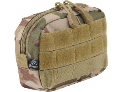 BRANDIT TAŠKA Molle Pouch Compact Tactical camo