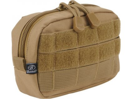 BRANDIT TAŠKA Molle Pouch Compact Camel
