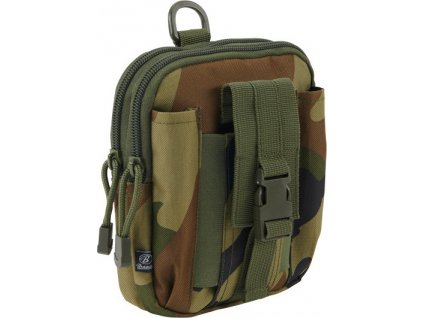BRANDIT TAŠKA Molle Pouch Functional Woodland