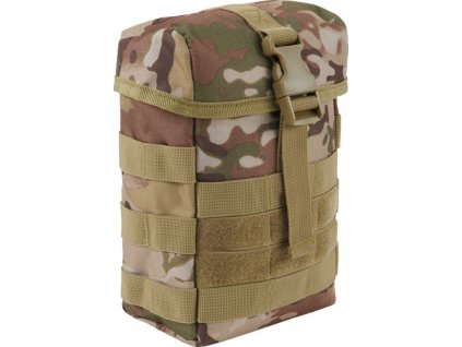 BRANDIT TAŠKA Molle Pouch Fire Tactical camo