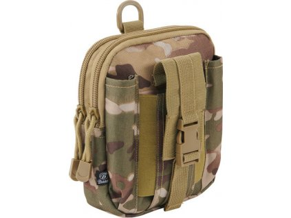 BRANDIT TAŠKA Molle Pouch Functional Tactical camo