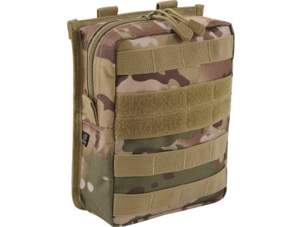 BRANDIT TAŠKA Molle Pouch Cross Tactical camo