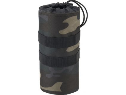 BRANDIT POUZDRO Bottle Holder I Darkcamo
